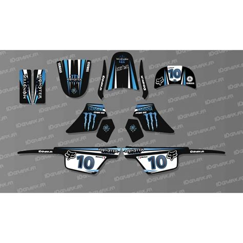 kit deco 100 customized for yamah piwi 50 nohan idgrafix