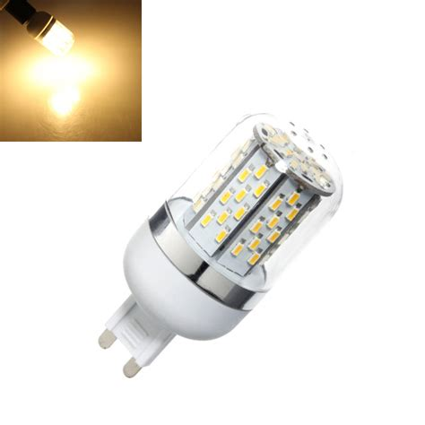 g9 4w 440lm warm white 78 smd 3014 led corn light bulbs 85
