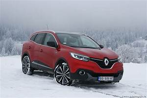 Renault Kadjar 4x4 : testirali smo renault kadjar 1 6 dci 4x4 automagazin ~ Medecine-chirurgie-esthetiques.com Avis de Voitures