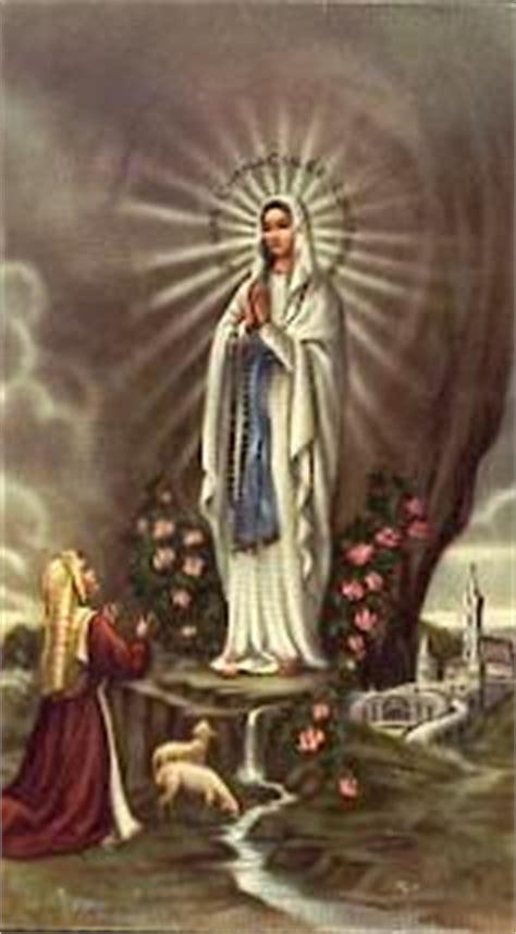 maria unsere liebe frau  lourdes oekumenisches
