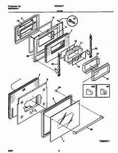 Tappan Teb554cfba Electric Range Parts