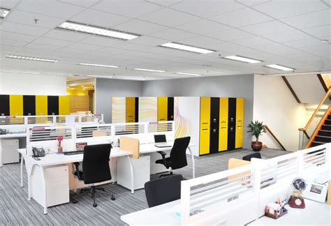 Best Examples Of Creative & Inspiring Office Designs