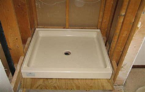 lr standard size shower pan picture shower pans