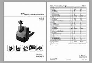 Toyota Forklift Truck Deutsch German Pdf 9 56 Gb Dvd