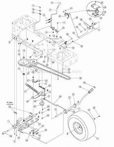 Bolens 13am762f765 Parts List And Diagram