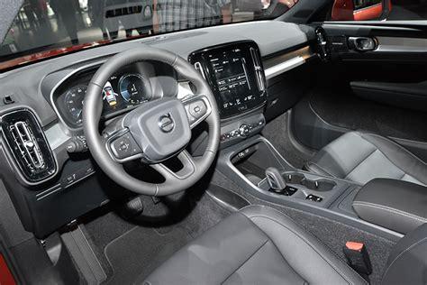 Volvo Truck 2019 Interior by L A Auto Show All New 2019 Volvo Xc40 Launches