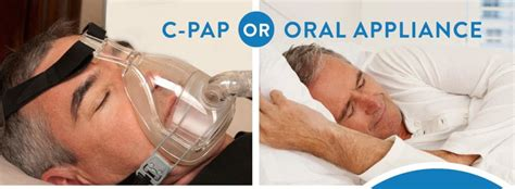 C-pap Vs Oral Appliance (2017 Results