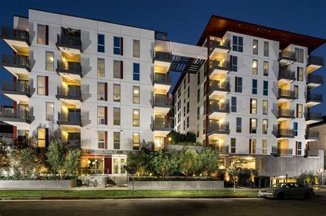 For Rent In Los Angeles California Area by L A Tod Mid Rise Targets Unmet Need Multifamily