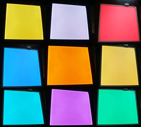 Light Panels by Rgb Panel 620x620mm M Shenzhen Lightman Optoelectronics Co