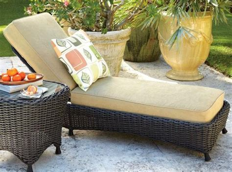 Martha Stewart Living Patio Furniture Lake Adela by 1000 Ideas About Chaise Lounge Outdoor On