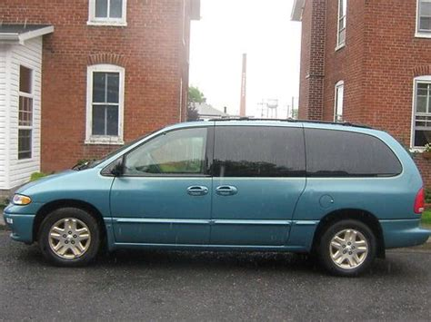 how cars run 1996 dodge grand caravan windshield wipe control sell used 1996 dodge grand caravan se for parts repairs in cape girardeau missouri united states
