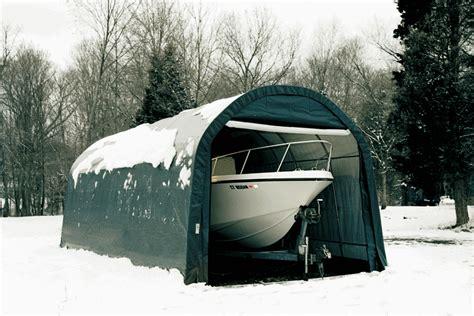 10 X 20 Garage by Shelterlogic 12 X 20 X 10 Portable Garage Canopy