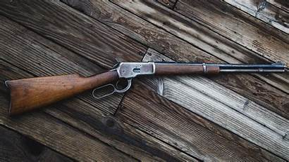 Winchester Rifle 92 Lever Action Weapon Rifles