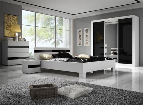 chambre à coucher pas cher chambre adulte compla te pas cher achat collection avec