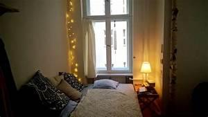 Lichterkette Im Zimmer : ber ideen zu schlafzimmer lichterkette auf pinterest lichterketten zimmerdekoration ~ Markanthonyermac.com Haus und Dekorationen