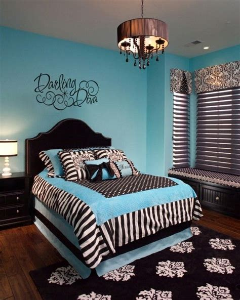 See more ideas about home decor, black bedroom, home. 15 Outstanding Turquoise Bedroom Ideas With Sophisticated ...