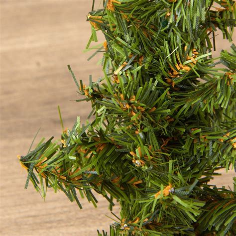 small artificial pine tree trees  toppers christmas  winter holiday crafts