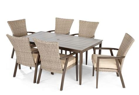 hometrends cologne 7 piece dining set walmart canada