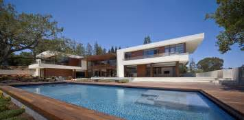 house with pools world of architecture how homes in silicon valley look like