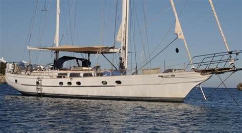 Bay Boats For Sale Ta by 1991 Ta Chiao Shipbuilding Co Scorpio 72 Sail Boat For Sale
