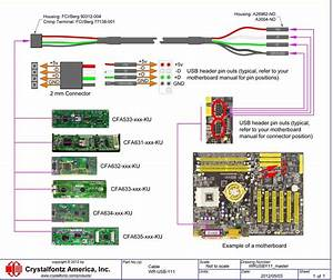 Micro Usb Cable End Wiring Diagram