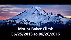 Mount Baker Climb 2016