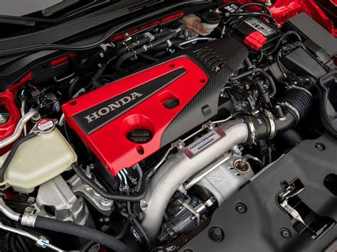 Civic Type R Engine by 2019 Honda Civic Type R Road Test And Review Autobytel
