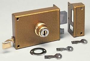Serrure Porte 3 Points : serrure de porte serrure porte sur enperdresonlapin ~ Dailycaller-alerts.com Idées de Décoration