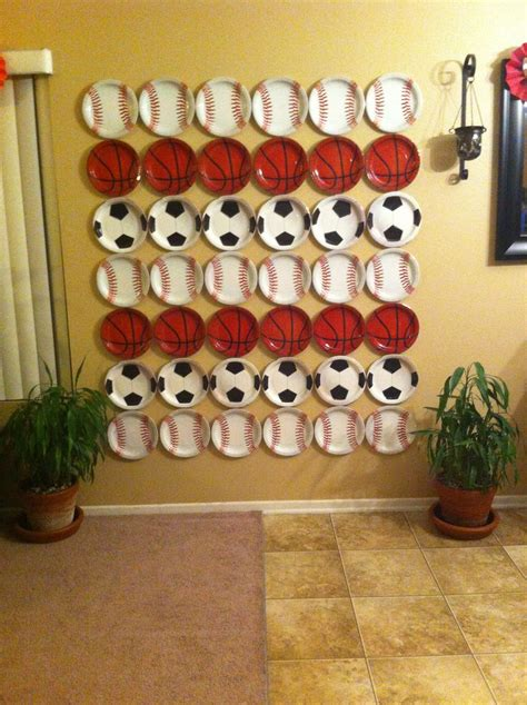 sports themed furniture  accessories decorating