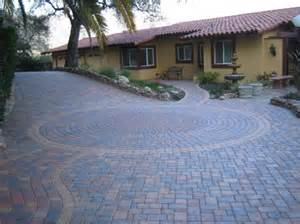 great house plans 15 paving driveway design ideas digsdigs