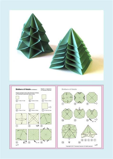step by step christmas tree oragami wiki with pics 17 best images about origami cp and diagrams my design on natale flower and diamonds