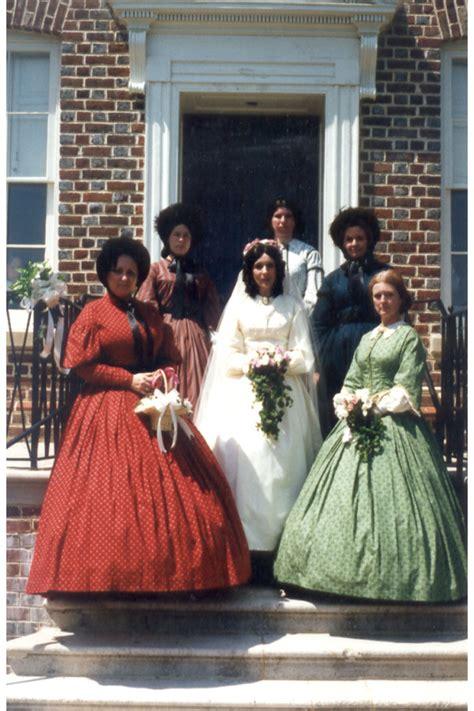 TONY AND I AT BELAIR CIVIL WAR WEDDING 1996 RENEWING OF ...