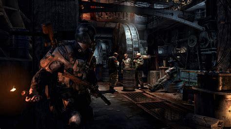 Metro Last Light Handson Preview  The Average Gamer