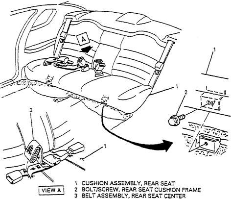 repair guides interior seats autozonecom