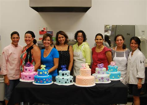 Cake Decorating Classes by Cake Decorating Class 187 Pink Cake Box