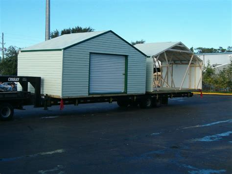 Superior Sheds Jacksonville Fl by Wide Sheds Florida Storage Sheds Installation
