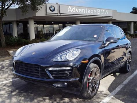 Used Porsche Cayenne For Sale In Houston, Tx