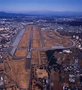 US military bases in Tokyo -Yokota Air Base-   東京都都市整備局
