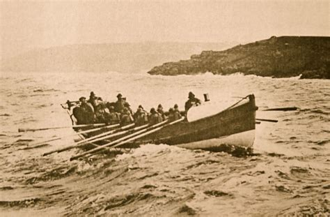 The Boat Life by St Ives Lifeboat Cornwall Guide
