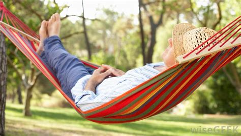 Sleep In A Hammock by What Are Hammocks With Pictures