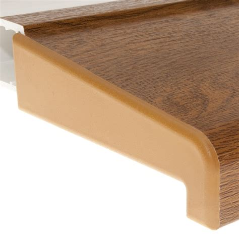 Upvc Window Sill Profiles by End Caps For 150mm Stub Upvc Plastic Window Sill Pair