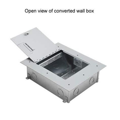 fsr 700 floor box electrical fsr fl 500p floor box cableorganizer