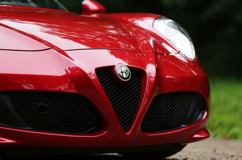 The Alfa Romeo 4c Is Nearly The Perfect Driver's Car