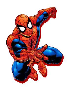 spiderman clipart    cliparts  images