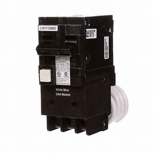 Siemens 15 Amp Double Pole Type Qpf2 Gfci Circuit Breaker