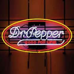 Dr Pepper Logo Neon Sign FindGift