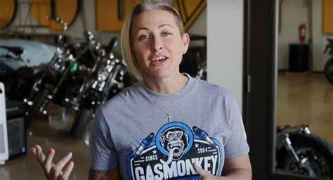 garage: Girl From Gas Monkey Garage