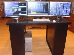 DIY Standing Office Desk
