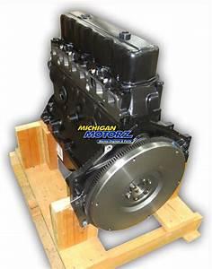 3 0l Vortec Base Marine Engine - 140 Hp - New