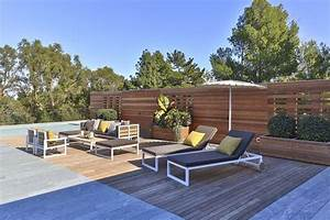 Luxury los angeles house with rooftop decks for Houses with rooftop decks